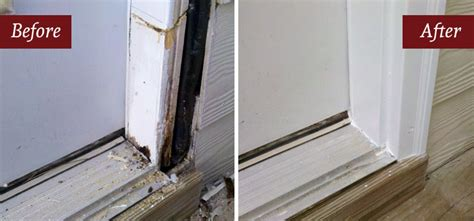 woodworking repair how to 187 how to repair rotted window sill inspiring