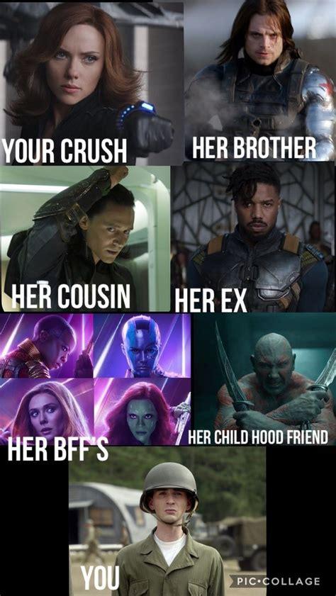 stop making bad marvel memes terriblefandommemes