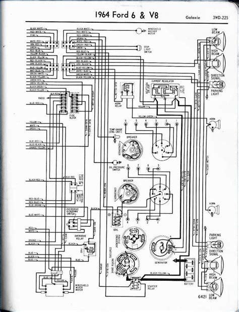 64 ford falcon wiring diagram wiring diagrams image free gmaili net 1964 ford fairlane wiring diagram bestharleylinks info