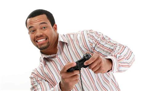 Black Gamer addiction not just for