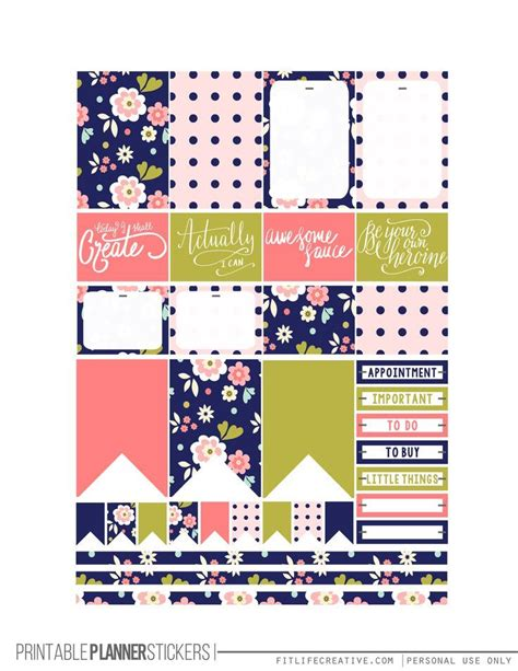 free printable planner pages classic size 574 best planner magic images on pinterest planners