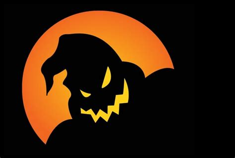 nightmare  christmas oogie boogie pumpkin
