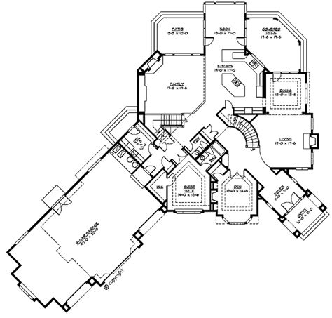 Northwest Home Design Plans By Northwest House Plans House Design Plans