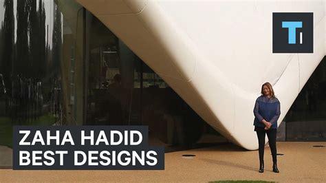 zaha hadid home zaha hadid s best designs