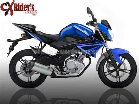 Editan Motor by Editan All New Yamaha Vixion Cxrider