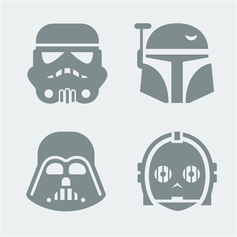 wars template the iconfinder new on iconfinder 2 boys room