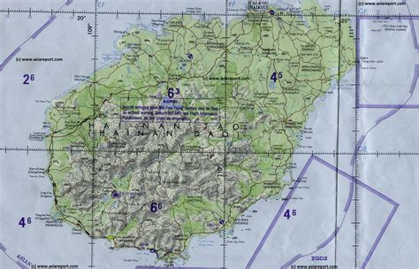 hainan province china overview map   chinareportcom