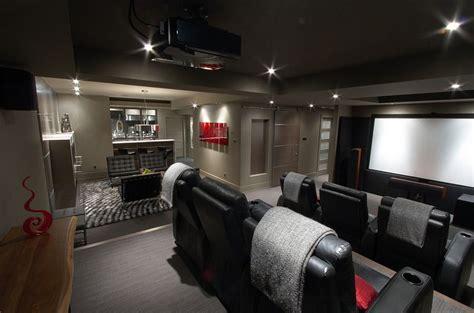 basement home theater ideas  inspiration   tips