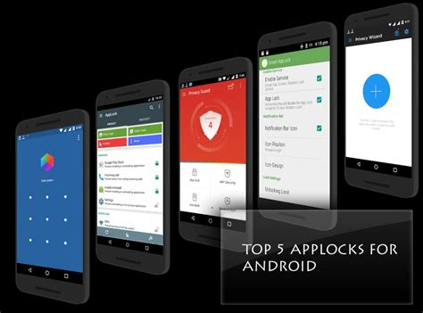lock apps android how to lock apps on android 5 best app locker for android