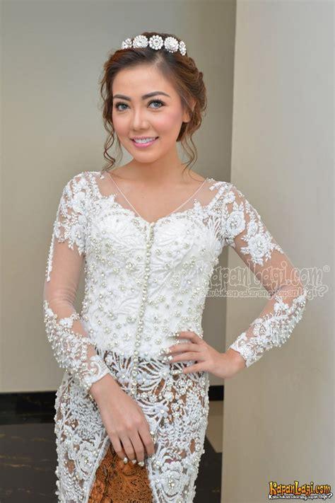 sanggul untuk kebaya sanggul modern akad nikah modifikasi jilbab pengantin