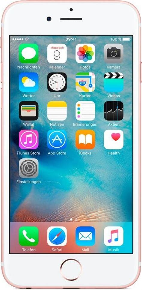 apple iphone 6s 4 7 quot 128 gb kaufen otto
