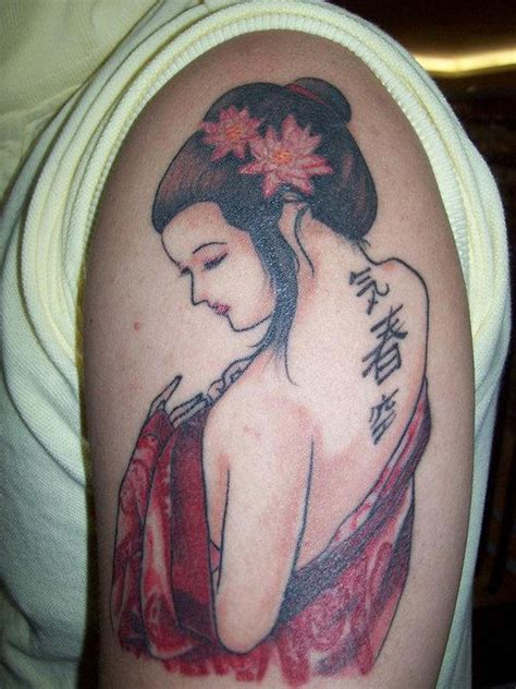 geisha china tattoo make tatttoos design japanese tattoos tattoos geishas