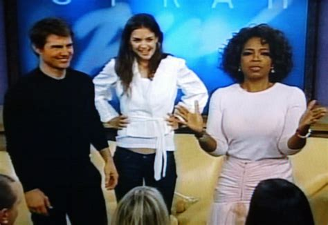 Tom Cruise On Oprah by Tom And On Oprah Zimbio