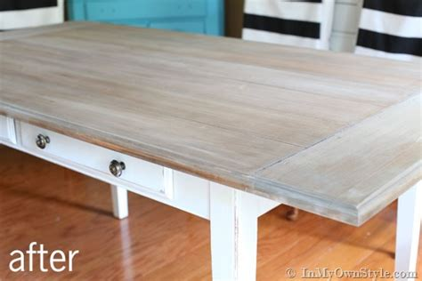 Kitchen Makeover Cost - furniture makeover weathered driftwood furniture finish in my own style