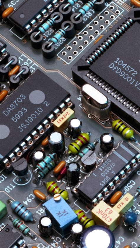 wallpapers for android electronics wallpapers circuit boards android wallpapers