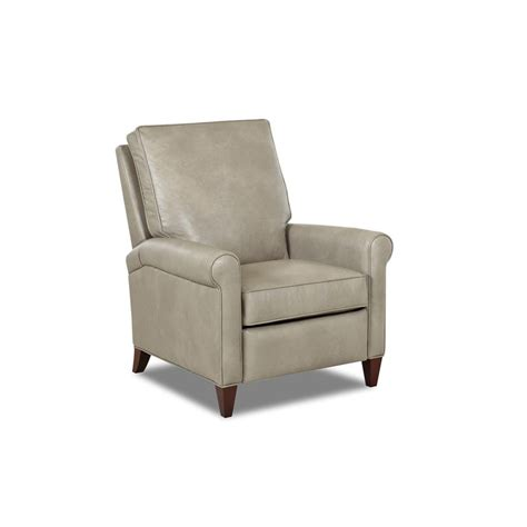 comfort design furniture comfort design cl749 hlrc finley leather reclining chair