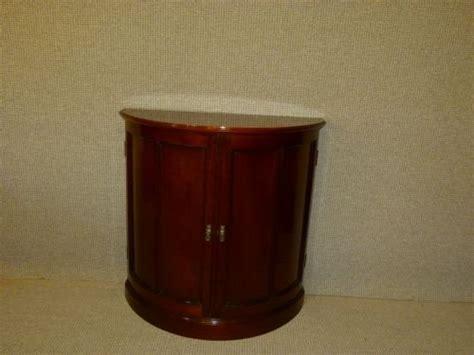 Semi Circle Cabinet by Half Cabinet 134996 Sellingantiques Co Uk