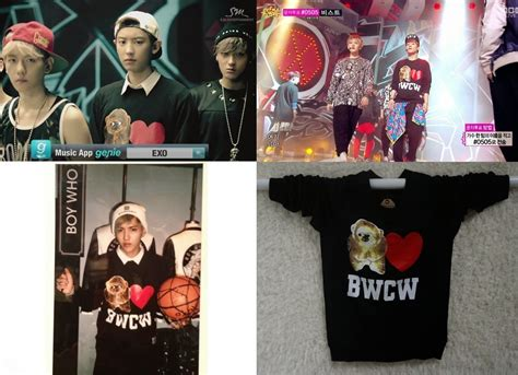 Luhan Exo Sweater By Dn2group moda sweater exo quot bwcw quot tipo 1 korean shop