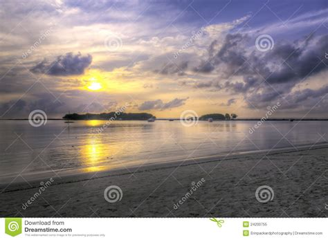 dramatic colors dramatic sunrise colors royalty free stock photo image 24200755