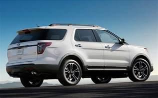 2014 Ford Explorer Limited 2014 Ford Explorer Limited 3 5l V6 Top Auto Magazine