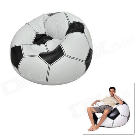 what are seats at a football football shape pvc settee seat sofa for