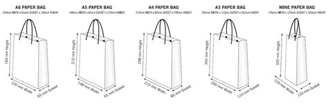 How To Make A Paper Bag From A4 Paper - how to make a paper bag from a4 paper 28 images 47