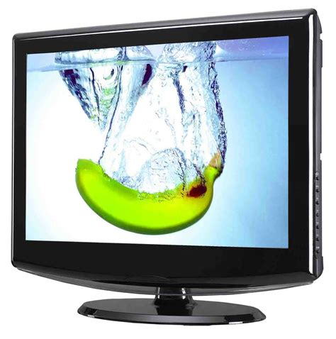 Tv Lcd Besar s lcd vs led
