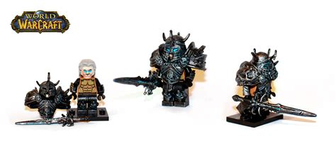 World Of Lego 9 lego world of warcraft the lich king flickr photo