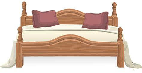 Small Bedroom Big Bed Clipart Bed From Glitch