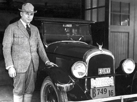 Walter Percy Chrysler by Walter Chrysler Biografia En Industria Automotriz