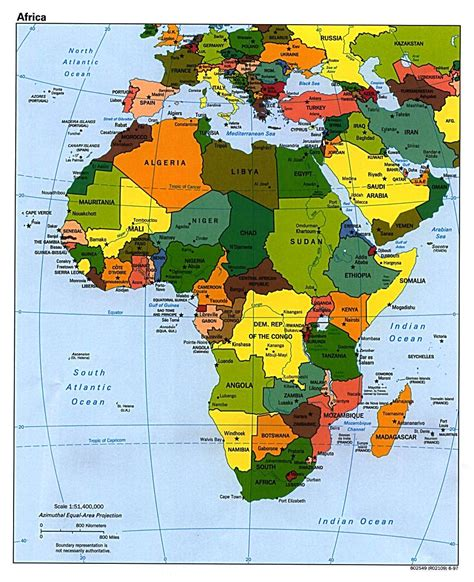 africa map for students click to see large map of africa maps for