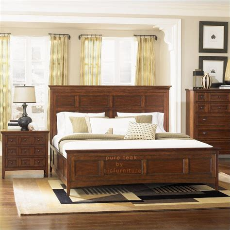 teak wood bedroom set teak wood bedroom furniture photos and video