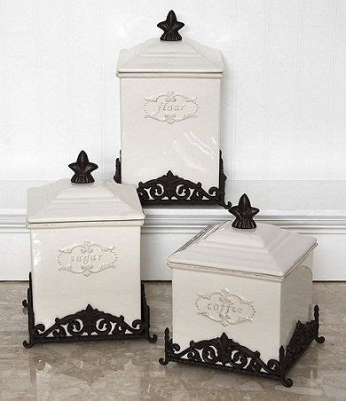 dillards kitchen canisters available at dillards dillards cremieux home