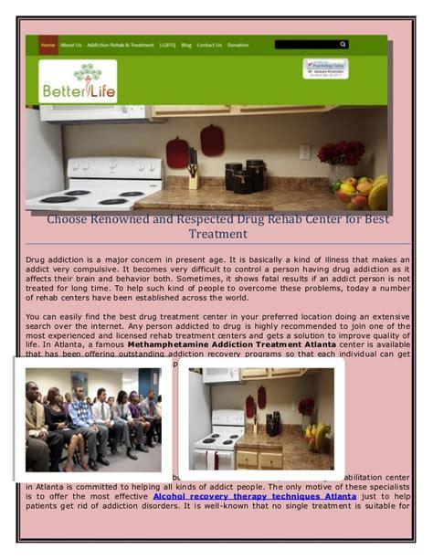 Free Detox Centers In Atlanta by Rehab Centers In Atlanta