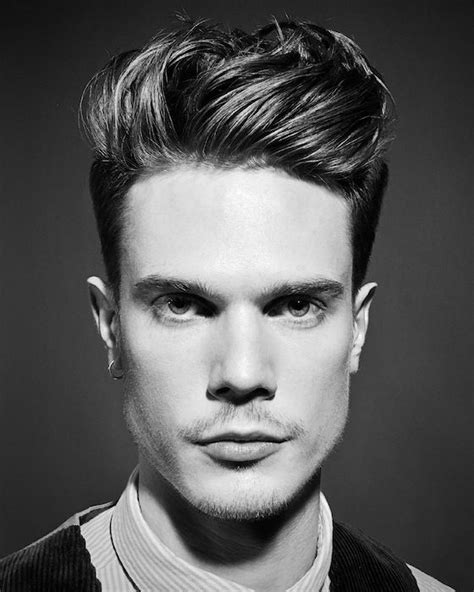 mens fifty hairstyles 1950 s men s greaser hairstyles mens craze