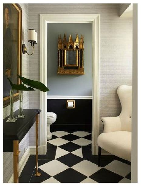 Black Wainscoting Bathroom 1000 Ideas About Black Wainscoting On