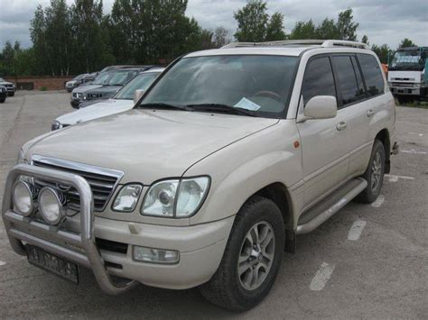 2003 lexus lx470 pictures 4700cc gasoline automatic for sale