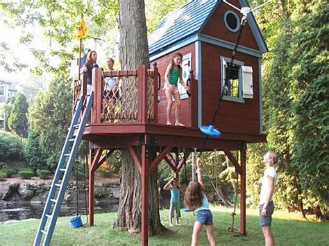 kids tree house designs tree house plans for kids