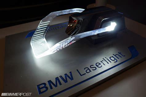 bmw laser bmw light days workshop showcases laser light and future