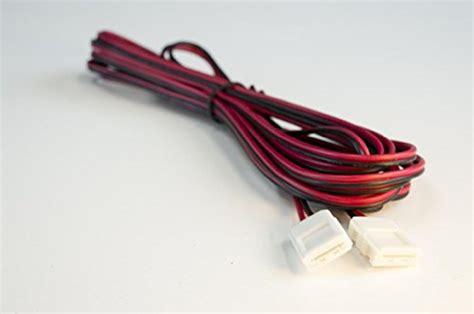 Konektor Soket Sambungan Led Smd3528 hitlights 8mm smd3528 12 foot extension led light