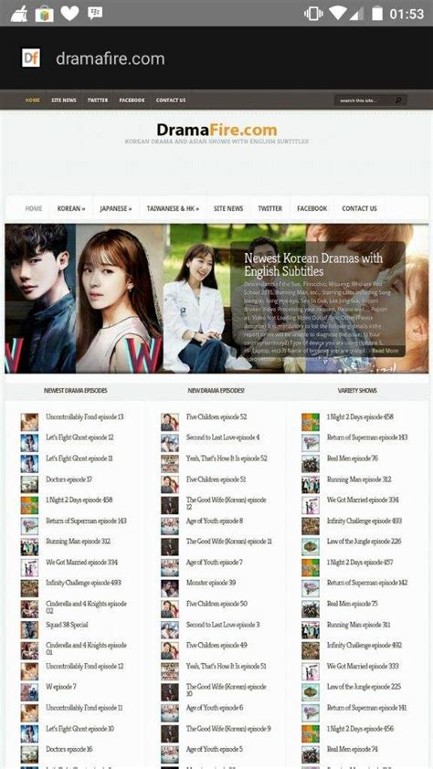 dramafire site dramafire com korean drama and asian shows with english
