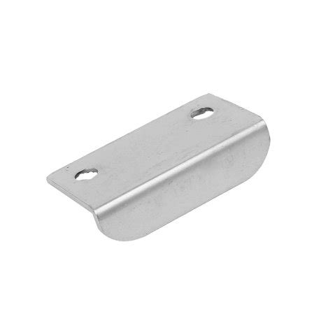 cabinet lock strike plate home cabinet drawer door l shaped metal lock strike plate