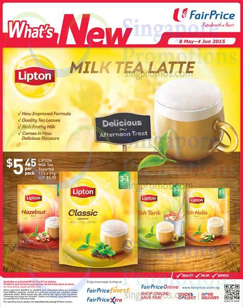 Lipton Teh Halia Teh Jahe 8 may lipton milk tea latter hazelnut classic teh tarik