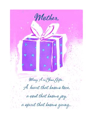 printable birthday cards for your mom quot a mother s gifts quot birthday printable card blue