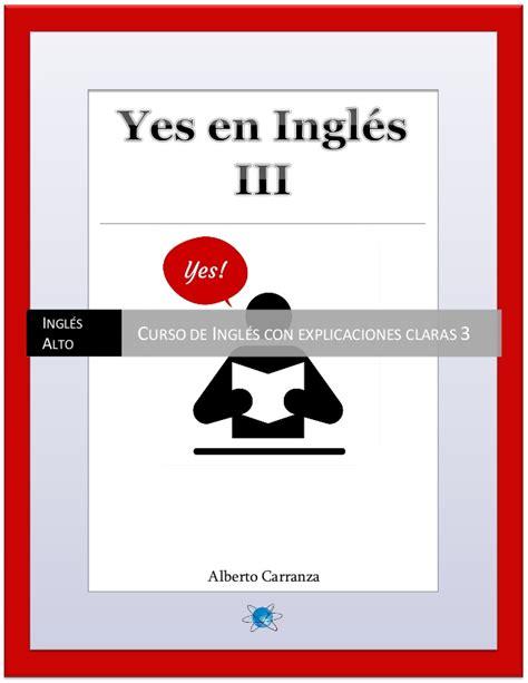 libro si carino yes dear libro yes en ingles 3 pdf completo