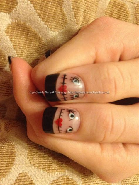 ragdoll nails eye nails nail gallery