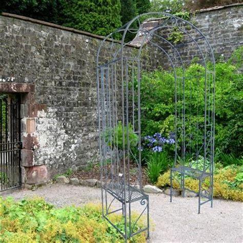 garden arch with bench metal garden bench seat with arch garden arbour garden arch with bench pergolas ebay