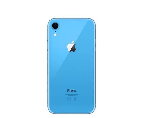apple iphone xr  gb blau revendoch