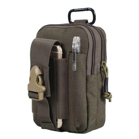Ykk Lightweight Tactical Belt Edc Tactical Outdoor waist pouch chinaprices net