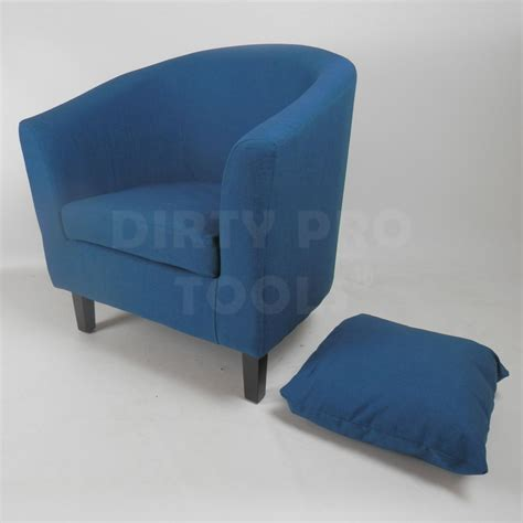 Living Room Tub Chairs Fabric Linen Tub Chair Armchair Living Room Dining Office